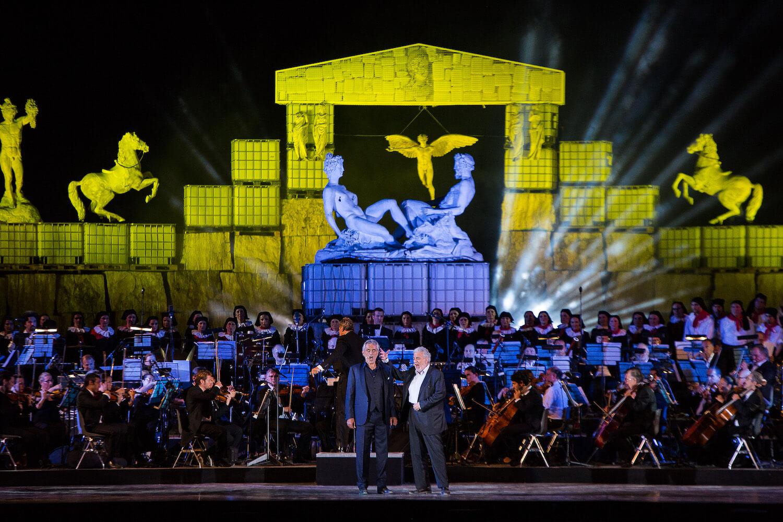 teatro del silenzio - foto edizioni passate - Foto City Sound Milano 1