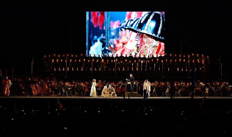 teatro del silenzio - foto edizioni passate - Foto City Sound Milano 6